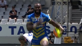 Auckland Nines QF1: Eels v Knights