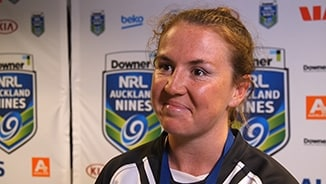 A9s - Day 2 - Womens G3 - Ferns - Post Match: Hale