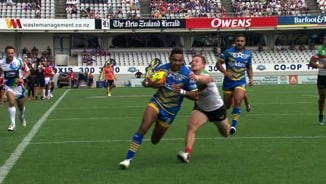 Auckland Nines Rookies Day 2