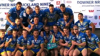 Auckland Nines Day 2 Wrap