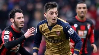 Arsenal Back in EPL Race