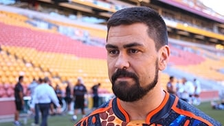 Indigenous All Stars: Jamie Soward
