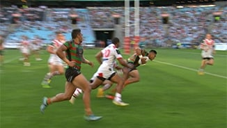 Charity Shield: Rabbitohs v Dragons (2)