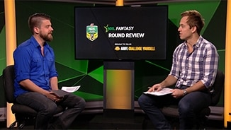 Fantasy Review Show: Round 8