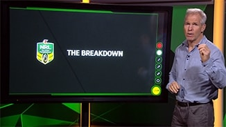 The Breakdown with Matt Elliott: Pt 1 Poor Defence in Round 9