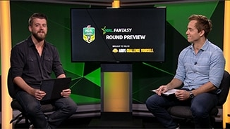 Fantasy Preview Show: Round 9