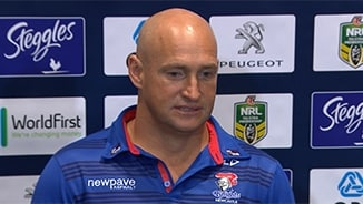 Rd 9 Press Conference: Knights