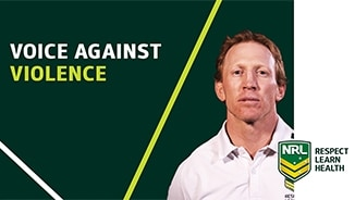 Voice Against Violence: Alan Tongue