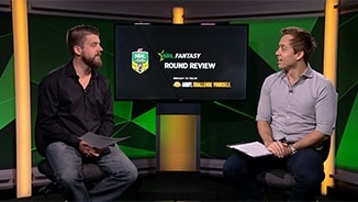 Fantasy Review Show: Round 9