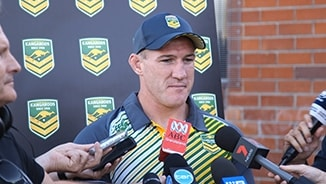 Gallen says Roos after top spot
