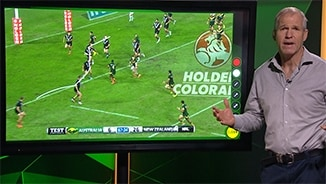 The Breakdown with Matt Elliott: Australia v New Zealand Test Preview