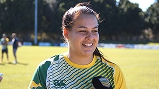 Young privileged to play for Jillaroos