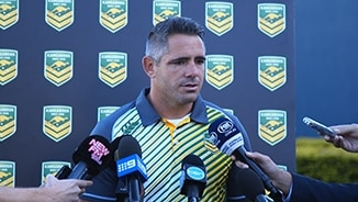Corey Parker backs Meninga