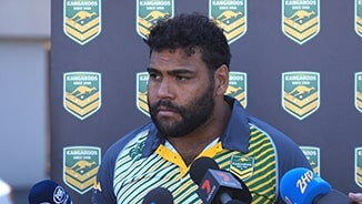 Thaiday hails Roos preparation