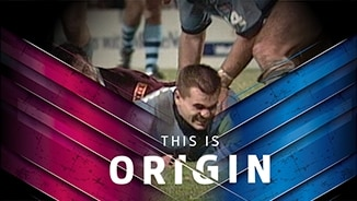 Origin Moments - Paul Harragon