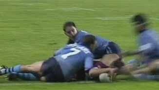 Mark Coyne's 1994 try