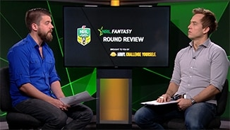 Fantasy Review Show: Round 12