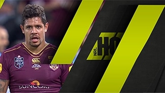 NRL HQ Referee Review Origin Game 2