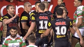 Rd 16: Panthers v Rabbitohs (Hls)