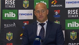 Rd 16 Press Conference: Knights