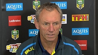 Rd 16 Press Conference: Titans