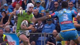 Rd 16: Titans v Raiders (Highlights)
