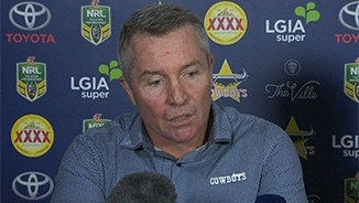 Rd 16 Press Conference: Cowboys