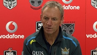 Rd 17 Press Conference: Titans