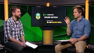 Fantasy Review Show: Round 20