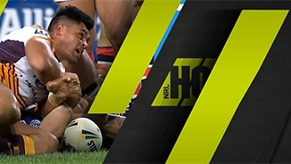 NRL HQ - Ese'ese No Try Ruling
