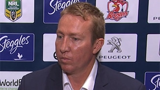 Rd 24 Press Conference: Roosters