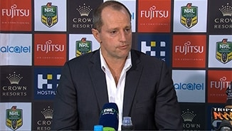 Rd 24 Press Conference: Rabbitohs