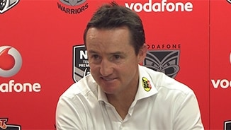 Rd 25 Press Conference: Wests Tigers