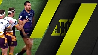 NRL HQ - Match Review Rd 25