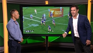 Grand Final Fever: Video Analysis