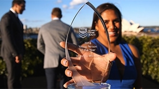 NRL announces 2016 Community Award winners